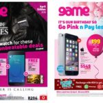 Game Stores Catalogue Covers