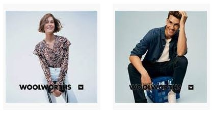 Woolworths Clothing Catalogue