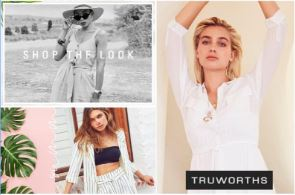 Truworths Fashion Clothing Catalogue Cover