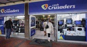 Local Cash Crusaders shops