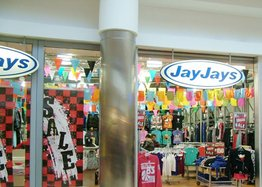 Clothes at Jay Jays Shops in SA