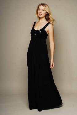 Maternity dress for more formal occasions