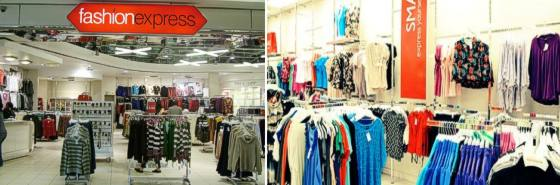 Fashion Express Somerset Mall